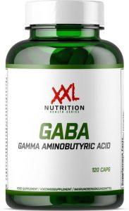 XXL Nutrition GABA 120 caps